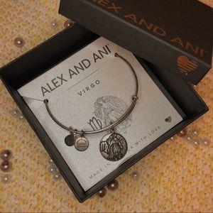 [Used] Alex & Ani Virgo Bracelet